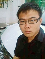 wong from Malaysia 28 y.o.