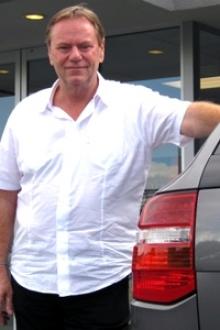 Barry Auckland