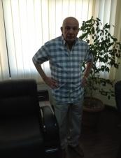 Gaber from Egypt 78 y.o.