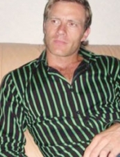 Ralf from Sweden 49 y.o.