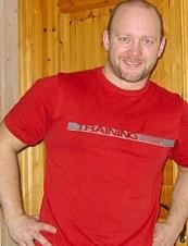 Smari Rafn from Norway 48 y.o.