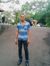 oscar from Haiti 40 y.o.