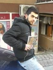 Kenan from Turkey 37 y.o.